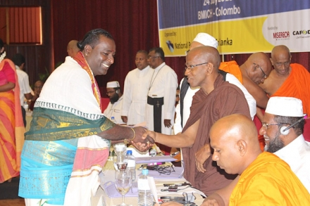 Religious Leaders Share Stories of Success in Peace Building